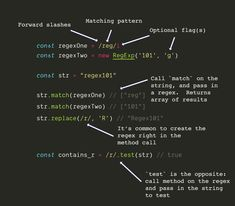 Intro to Regex for Web Developers What Web, Regular Expression, Use Case, Web Application, Computer Science, Web Development, Meant To Be, Software, Engineering