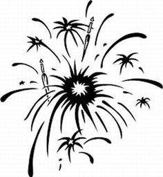 firework | 4TH OF JULY FIREWORKS DECAL