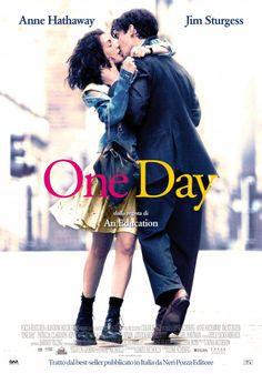 One Day, in onda su Sky Cinema Passion il 2  agosto alle 21:00.