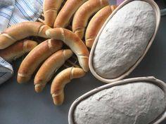 Hot Dog Buns, Hot Dogs, Bread, Homemade, Food, Home Made, Brot, Essen, Baking