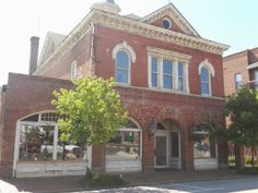 Salisbury, North Carolina Real Estate: Historic Firehouse For Sale ~ Right in Downtown Salisbury! The Price? UNBELIEVABLE!