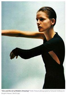 Stella Tennant Harper's Bazaar, March 1997