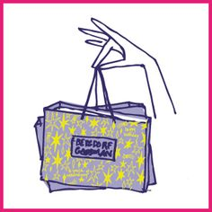 #BG111 BG's got a brand new bag. For 111, we've conjured up new shoppers to celebrate.  Here's your first peek.