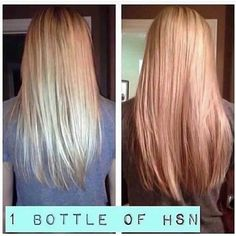 Look at my sweet friend Ambers results after ONE BOTTLE of hair skin nails!!! call/text Kimberly 228-363-5598