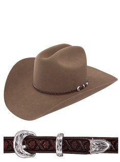 Bailey Black Lucky 10x Felt Cowboy Hat