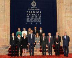 Príncipe de Asturias Awards 2.012