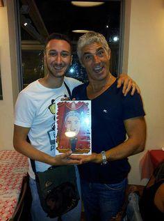 http://www.fattidisegnare.com/2012/07/biagio-izzo.html #biagioizzo #giuseppelombardi #fattidisegnare