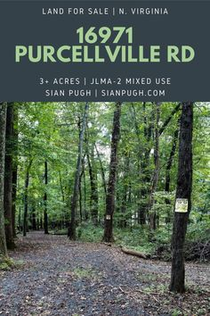 Looking for your perfect piece of land in Purcellville? This 3+ acre property is exactly what you need. #purcellville #loudouncounty #northernva Leesburg Va, Fairfax County, Loudoun County, Northern Virginia, Land For Sale, Great Places, Acre, Street View, City