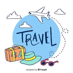 Travel vectors and photos - free graphic resources