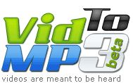 VidToMP3 is another online service to donload #MP3 from YouTube