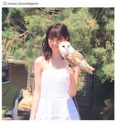 西野七瀬/2ndソロ写真集『風を着替えて』公式Instagramより