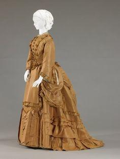 Wedding Dress | IMA | c. 1871