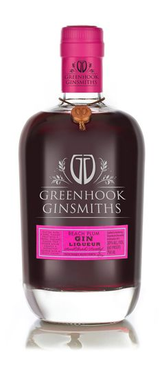 Packaging of the World: Creative Package Design Archive and Gallery: Greenhook Ginsmiths