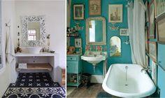Si eres una persona relajada, individual, natural y estás pensando en redecorar tu baño, probablemente el estilo que más te identifique es el Bohochic.  Estilo. Hippie. Bohemio. Bohochic. Baño. Hogar. Decoración. plantas. personalidad. Diseño interior. Decohunter.