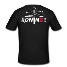 RoninZ Shirt Samurai  -back ~ 140
