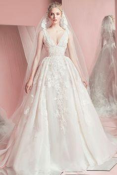 Zachwycające suknie ślubne na 2016 rok od Zuhaira Murada - Zeberka.pl