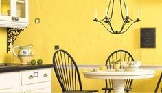 yellow kitchen paint colors - Google Search