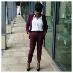 Act Like a Lady....Dress Like a Boss
