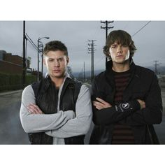 Dean and Sammy Dean and Sam Winchester ❤ liked on Polyvore featuring supernatural, guys and people