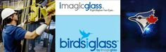 Imagic Glass has developed custom architectural glass or bird safety glass with a bird-friendly design that effectively helps birds see and avoid windows. #customglass #glass http://www.imagicglass.ca/