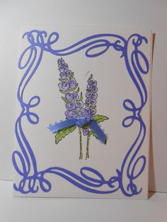 Birthday Greeting Card by susieqpapercreations on Etsy
