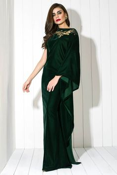 Buy Sania Maskatiya Velvet Zardoze Worked Long Dress from LawnCollection.pk & Get your outfit at doorstep anywhere in Pakistan. Party Wear Dresses, Party Dresses For Women, Dress Outfits, Fashion Outfits, Dress Fashion, Velvet Suit Design, Velvet Dress Designs, Pakistani Dress Design, Pakistani Outfits