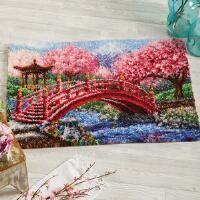 Herrschners/® Autumn Park Bridge Latch Hook Kit