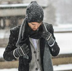 Winter Men's Fashion!