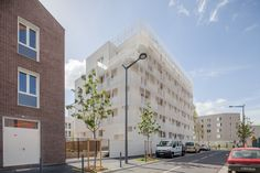 Viviendas Vigneux-Sur-Seine / Margot-Duclot architectes associés