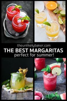 More than 80 recipes for the coolest, the most refreshing summertime drinks. Non Alcoholic Drinks Cocktails, Summer Beverages, Easy Cocktails, Classic Cocktails, Fun Drinks, Cocktail Recipes, Party Drinks, Recipe Maker, Summertime Drinks