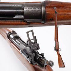 Remington M1917 Rifle, Low Serial 1917