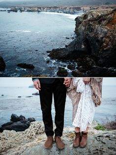 Intimate wedding in Big Sur // Paige Nelson Photo