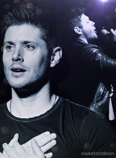 'simple man' song by Jensen ackles