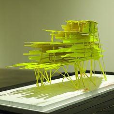 Stilthouses and Bidonvilles by Arne Quinze, contemporary sculpture, escultura contemporánea, sculpture contemporaine