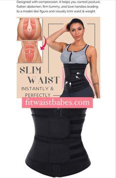 Sweat Workout, Hip Workout, Butt Workouts, Best Waist Trainer, Waist Trainer Corset, Best Workout For Beginners, Muffin Top Exercises, Sweat Belt, Flatter Stomach