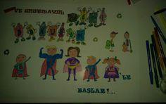 #okulöncesi #anaokulu #geridönüşüm #ekookul #recycle #evödevi