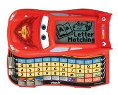 VTech 80-121000 - Disney's Cars - Lightning McQueen Learn