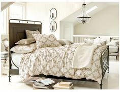 Love the bedspread Ballard Designs   |    Camille Bedroom