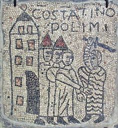 """The Story of the Crusades: """"...The whole fleet was to be handed over for one year on the feast day of Peter and Paul (29 June 1202) in exchange for 85,000 marks (25,000 kilograms of pure silver).  It is interesting that ten years earlier after the 3rd Crusade it had cost England nearly twice this just to get back the awful Richard I from Emperor Henry Hohenstaufen VI - which is why English money did not feature greatly in Crusade Number 4...."""""""