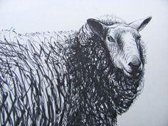 hello there, cutie pencil sheep