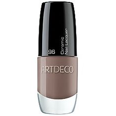 ARTDECO - Make up at Debenhams.com Ceramic nail lacquer-Walnut Wood