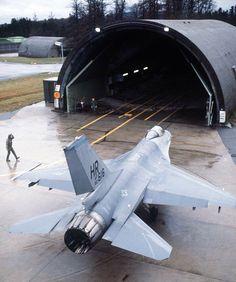 Hahn AB Tab V  F-16