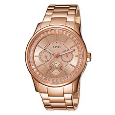 Rosegold Stainless Steel Watch 6a57504ccbe