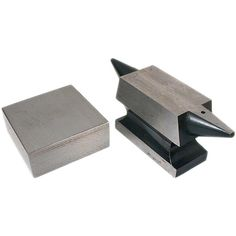 Double Horn Anvil with flat solid