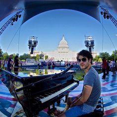 Darren Criss 'A Capitol Fourth' 2013