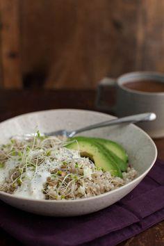 California Barley Bowl   Recipe   Bowls, California and Mornings