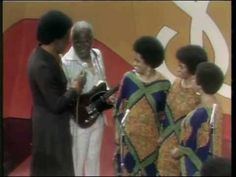 "▶ The Staple Singers sing ""Respect Yourself"" on Soul Train - YouTube"