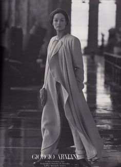 chic it easy: giorgio armani a/w 1994