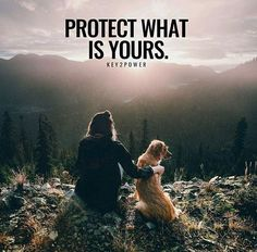 Protect what is yours.