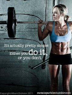 Fitness Friday!